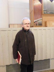 Adolf Giehl (Organist)