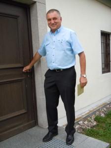 Hans Stangl (Mesner Bernstein)