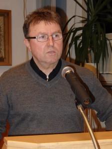Heinz Uhl (Sicherheitsbeauftragter)