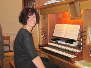 Judith Kreinhöfner (Organistin)